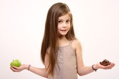 Child portrait Royalty Free Stock Photography