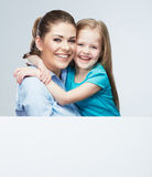 Child portrait in adult business style . Stock Photos