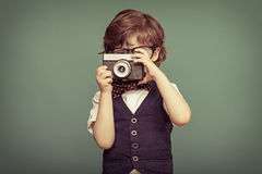 Child portrait Royalty Free Stock Photography