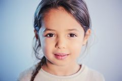 Child, Portrait, Girl, Model, Young Royalty Free Stock Images