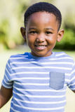 A child posing Royalty Free Stock Images