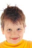 Child punk boy Royalty Free Stock Images