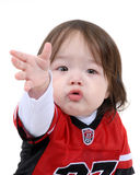 Child reaching out Royalty Free Stock Images