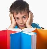 Child reading Stock Photos