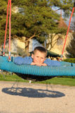 Child relax playground Royalty Free Stock Photos