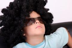 Child resting Royalty Free Stock Image