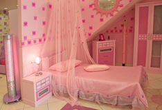 Child room Royalty Free Stock Photo