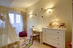 Child room interior Stock Photography