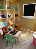 Child room, playroom Stock Photo