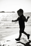 Child Running Royalty Free Stock Photos