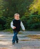 Child Running Royalty Free Stock Image
