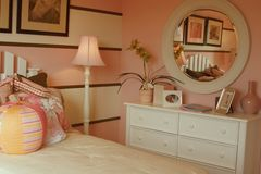 Child's Bedroom Stock Images