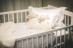 Childs bedroom - home interior Stock Photography