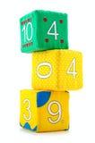 Child's bricks. Stock Photo