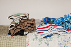 Child's clothes Royalty Free Stock Photo