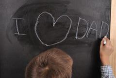 Child's emotion Stock Image