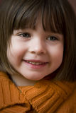 Child's face Royalty Free Stock Photo