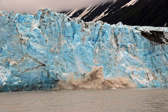 Child's glacier in Alaska Stock Photo