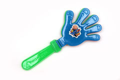 Child's hand toy Stock Photography