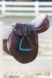 Child's Jumping Saddle Stock Image