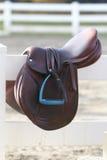 Child's Jumping Saddle Stock Image