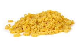 Child's macaroni Royalty Free Stock Photography