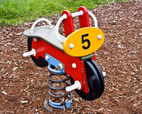 Childs park toy Royalty Free Stock Images