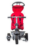 Child's red tricycle. Stock Photography