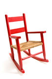 Child's Rocking Chair Royalty Free Stock Photos