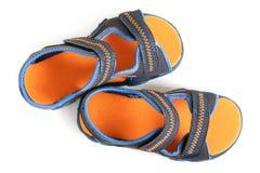 Child's sandals Stock Photos