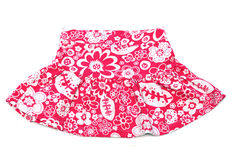 Child's skirt Royalty Free Stock Image