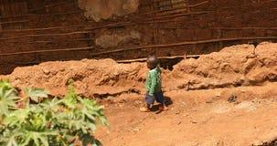 Child at Slum area Home Nairobi Kenya Africa