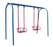 Child's swing Royalty Free Stock Photography