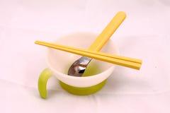 Child's tableware Stock Image