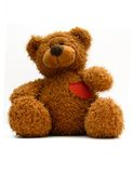Child's toy. Teddy bear Royalty Free Stock Photo