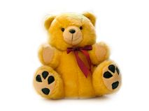 Child's toy. Bear Royalty Free Stock Photo
