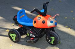 Child's tricycle Stock Image