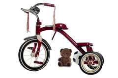 Child's Tricycle Royalty Free Stock Photo
