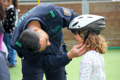Child Safety Stock Photo