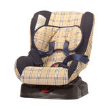 Child safety seat Royalty Free Stock Image