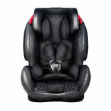 Child safety seat. Baby car seat isolated on white background wi Stock Photography