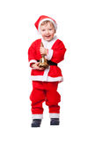 Child Santa Claus Royalty Free Stock Photo