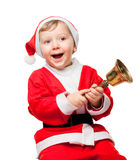 Child Santa Claus Royalty Free Stock Image