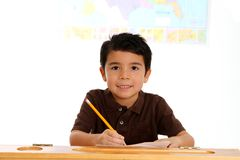Child at School Stock Images