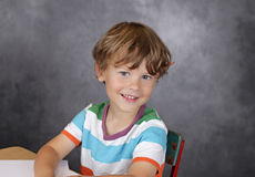 Child in School, Education Royalty Free Stock Images
