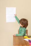 Child in School, Education Royalty Free Stock Image
