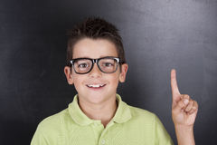 Child in school Stock Photos