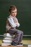 Child at school Royalty Free Stock Photography