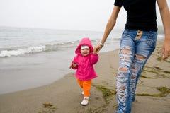 Child & sea Stock Image