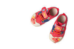 Child shoe Royalty Free Stock Photography